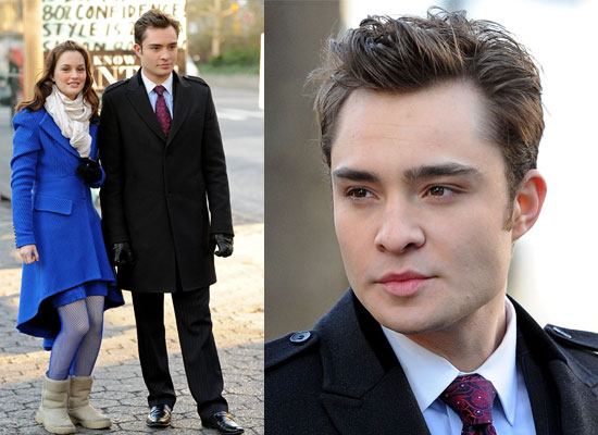 did ed westwick dating leighton meester