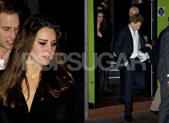 prince william and kate middleton 2009. Kate is also reportedly a fan