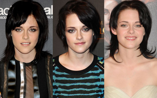 kristen stewart hairstyles new moon. Which New Moon Premiere