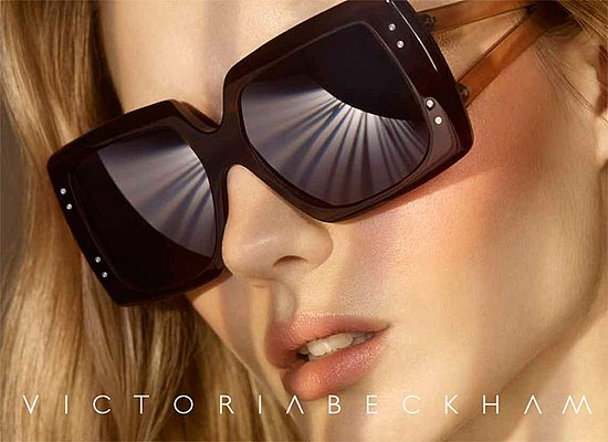 Victoria Beckham Sunglasses Spring 2010 Ad Campaign ... Victoria Beckham Eyewear