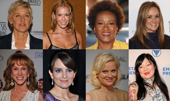 Female comedians comedy writers