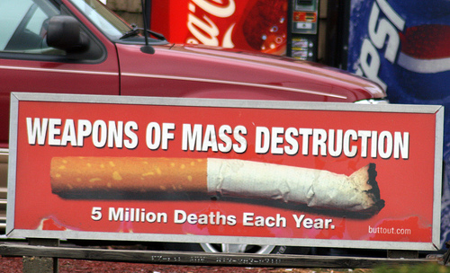 weapons of mass destruction are bad essay