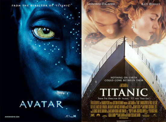 which james cameron film is better titanic or avatar