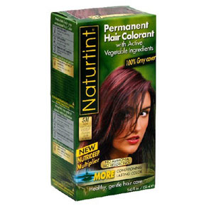 Hair Dyes  Safe on Naturtint Natural Hair Dyes