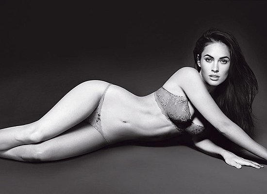 Megan Fox for Emporio Armani