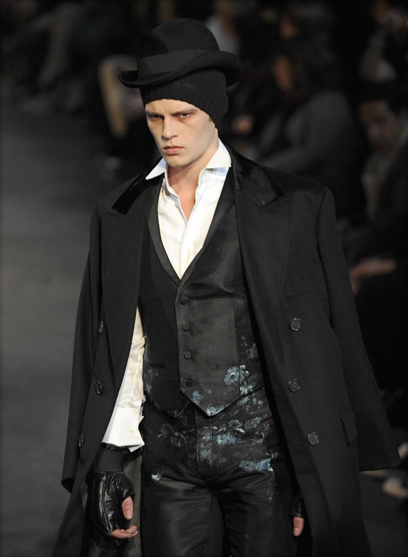 Male Steampunk Fashion