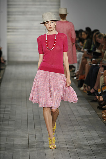 Jason Wu Spring 2009 : Photo 4 of 30 | Coutorture