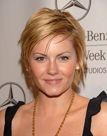cropped hairstyle. Hair Trends Pixie Haircuts
