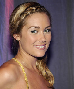 Lauren Conrad (LC) Braided Hairstyles