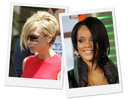 Inverted Bob Hairstyles 2011