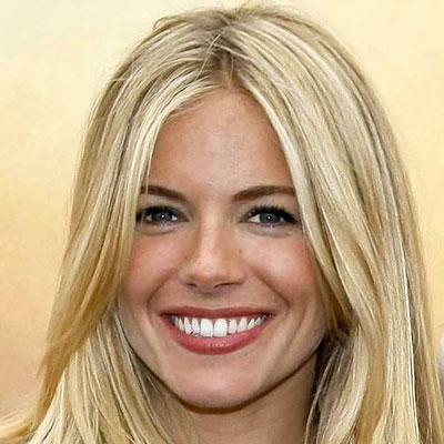 sienna miller. Miller returned to her roots