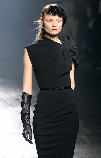 Paris Fashion Week: Lanvin Fall 2009 | runway, Lanvin, Gallery | Coutorture :  luxe runway reviews style fabsugar