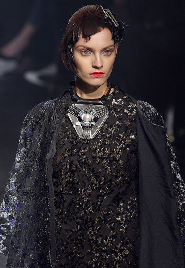 Paris Fashion Week: Lanvin Fall 2009 | runway, Lanvin, Gallery | Coutorture :  fashion collections jewelry trendy 2009