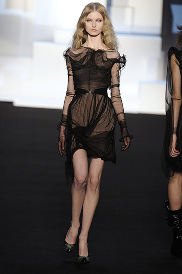 Paris Fashion Week: Sophia Kokosalaki Fall 2009 | Sophia Kokosalaki, runway, Gallery | Coutorture