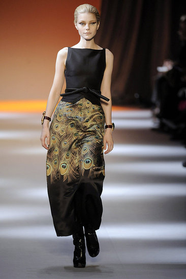 Paris Fashion Week: Giambattista Valli Fall 2009 | runway, Gallery, Giambattista Valli | Coutorture