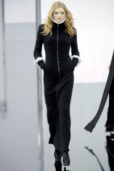 Paris Fashion Week: Chanel Fall 2009 | chanel, runway, Gallery | Coutorture :  full length collection designer gown