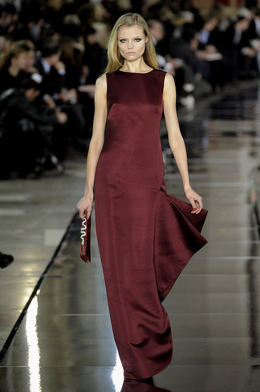 Paris Fashion Week: Valentino Fall 2009 | Valentino, runway, Gallery | Coutorture :  full length gown fashion week fall