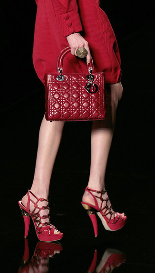 100 Shoes From Paris Fashion Week Fall 2009 | shoes, accessories, feature | Coutorture