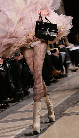100 Shoes From Paris Fashion Week Fall 2009 | shoes, accessories, feature | Coutorture :  vivienne westwood 2009 chic woman