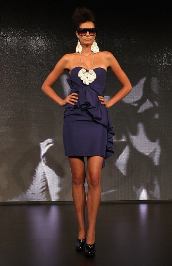 Melbourne Fashion Week: Myer By Karen Walker Fall 2009 | Gallery, Karen Walker, Designer | Coutorture :  walker melbourne fashion karen
