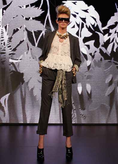 Melbourne Fashion Week: Myer By Karen Walker Fall 2009 | Gallery, Karen Walker, Designer | Coutorture