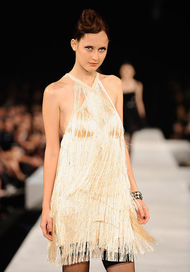 Melbourne Fashion Week: Jenny Bannister Fall 2009 | runway, Gallery, Designer | Coutorture