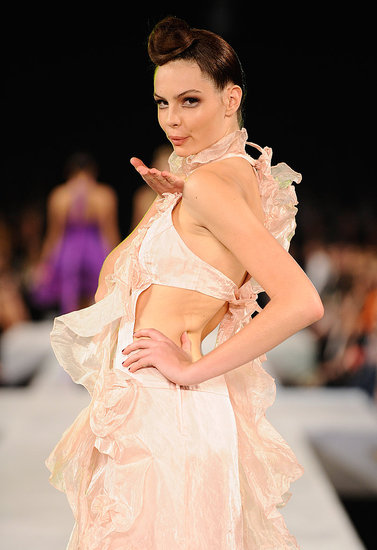 Melbourne Fashion Week: Jenny Bannister Fall 2009 | runway, Gallery, Designer | Coutorture :  fashion dresses fall gallery