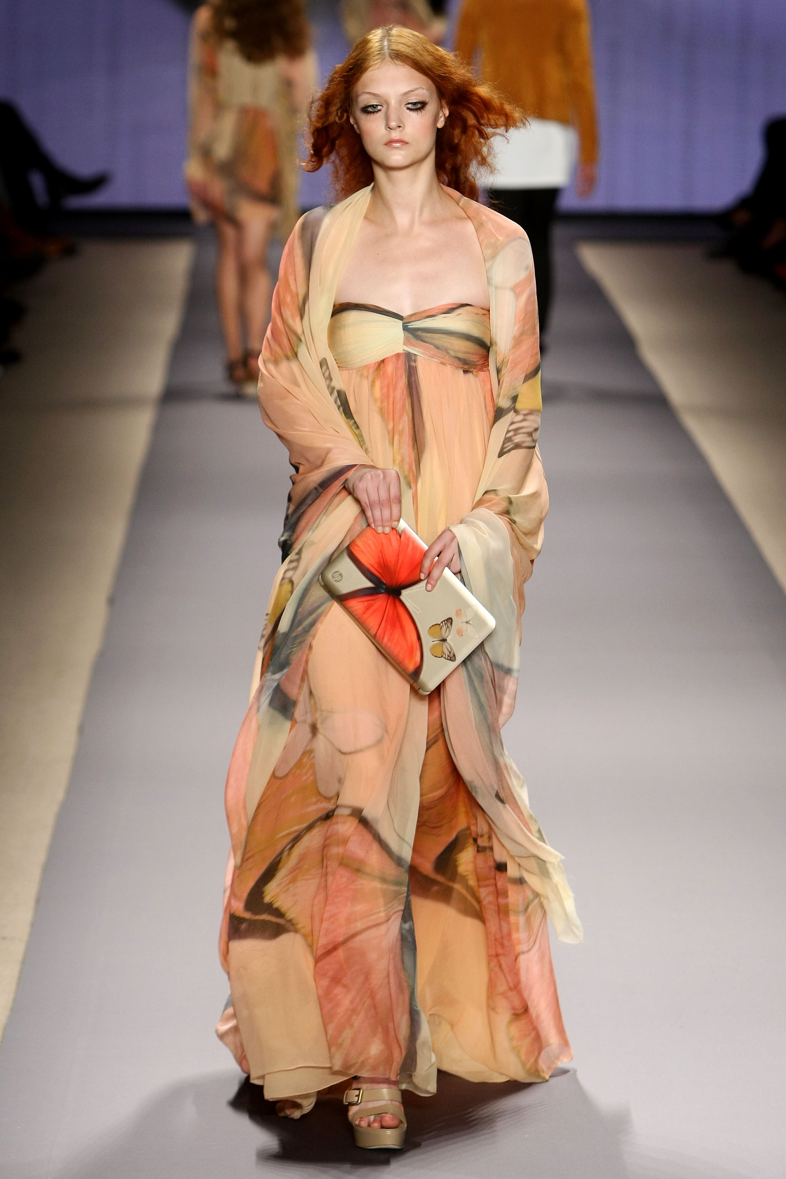 Runway looks for less: vivienne tam spring rtw