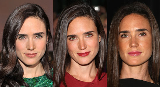 Jennifer Connelly without makeup