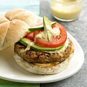 Easy Turkey Burger Recipe | POPSUGAR Food
