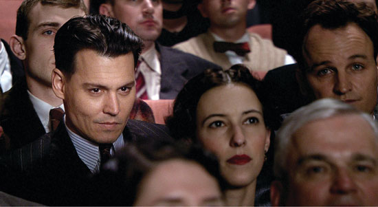 Public Enemies: Depp Shines Through a Shower of Bullets