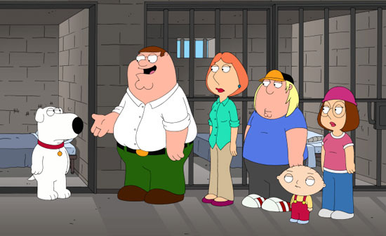 ... Emmy Awards nominations were announced and Family Guy was listed, ...