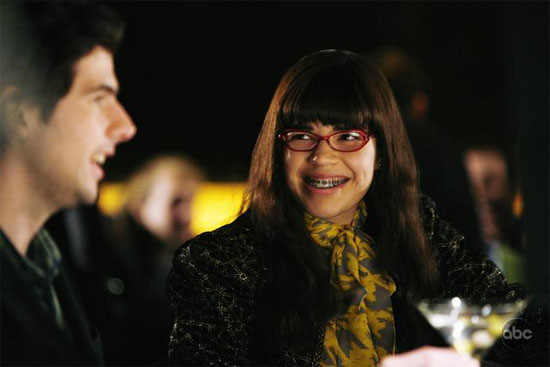ugly betty makeover. claiming that Ugly Betty