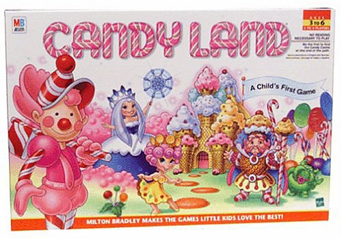 candyland characters