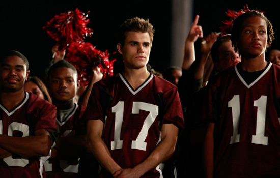 vampire diaries damon and stefan. The Vampire Diaries: The Good,