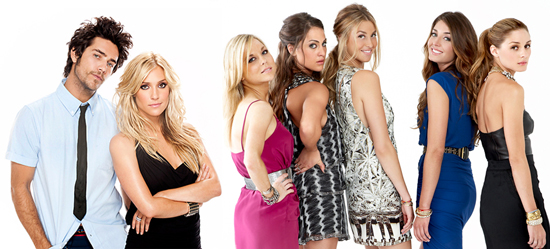 The Hills & The City: Justin Bobby & Kristin Cavallari, Whitney Port, Olivia Palermo & co.