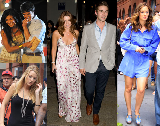 Gossip girl cast dating in real life