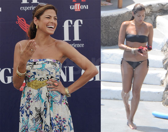 eva mendes swimsuit