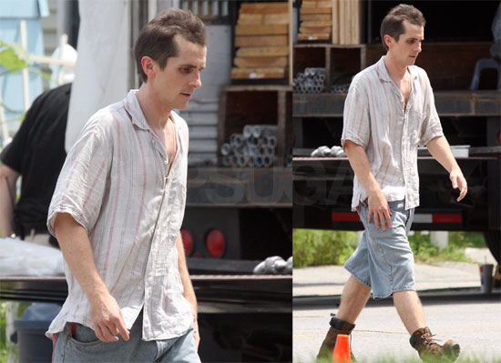 Christian Bale Skinny Movie