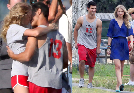 taylor swift and taylor lautner kissing. To see more of Taylor and