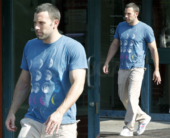 Photos of Ben Affleck Out and About in Boston Doing ...