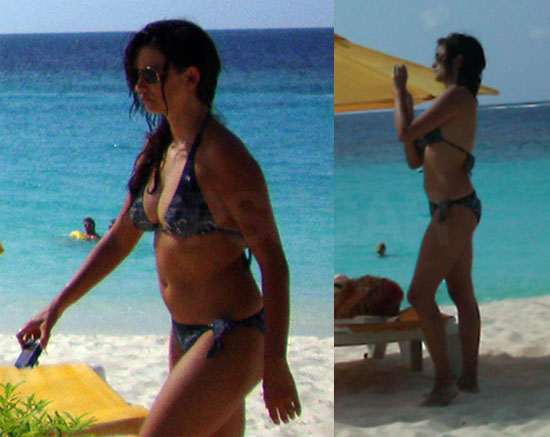 Lately, people couldn't stop talking about Penelope Cruz's pudgy waistline.