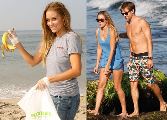 lauren conrad and kyle howard kissing. To see more of LC, Kyle and