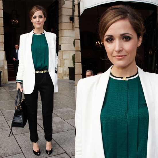 Vogue Australia July 2010 : Rose Byrne by Max Doyle - Page 2 - the ...
