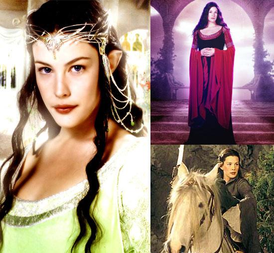 Arwen Evenstar Costume The Rings' Arwen Evenstar