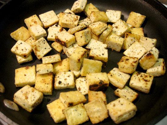 Simple tofu recipes