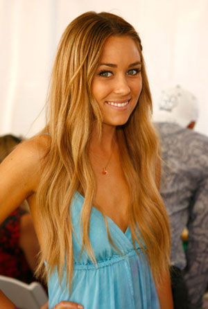 According to People magazine, Lauren Conrad loves tips from Hollywood