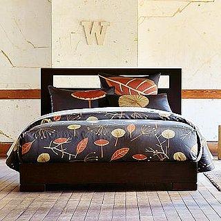 nice and new west elm mushroom duvet cover popsugar home. Black Bedroom Furniture Sets. Home Design Ideas
