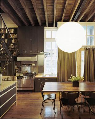 Found it t back dining chair popsugar home - Tige de bois pour decoration ...