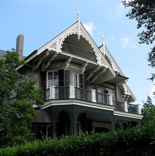 Sandra Bullock And Jesse James Buy A Historic New Orleans